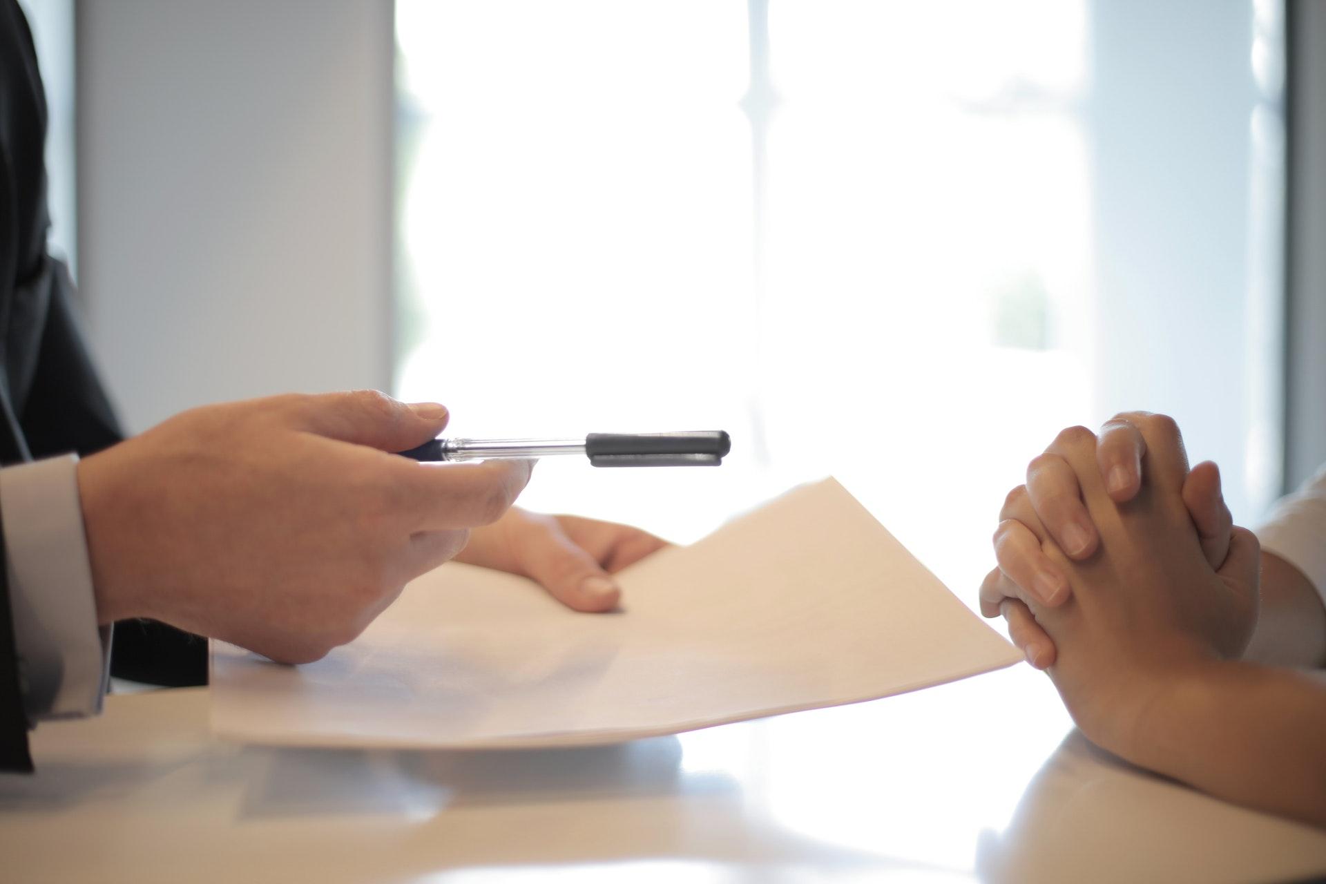 Kundavtal, Mall: Så skriver du ett kundavtal, Rättsakuten